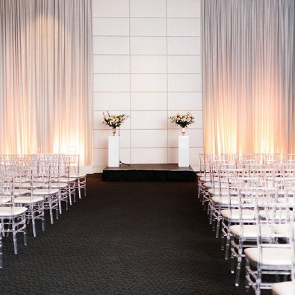 Grand Luxe Event Boutique featured in Ophelia and Darren's Romantic Wedding at Grand Luxe Event Bou…