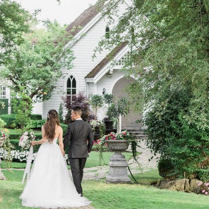 The Doctor's House featured in Natalie and Jacky's Dream Wedding at Casa Loma and The Doctor…