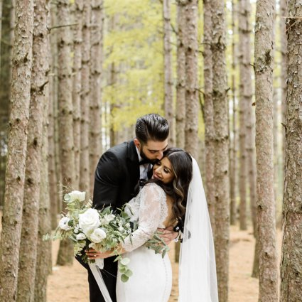 Thumbnail for Serena and Julian's Stunning Big Day at Chateau Le Parc