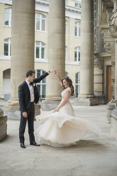 Wedding at The King Edward Hotel, Toronto, Ontario, Blynda DaCosta, 25