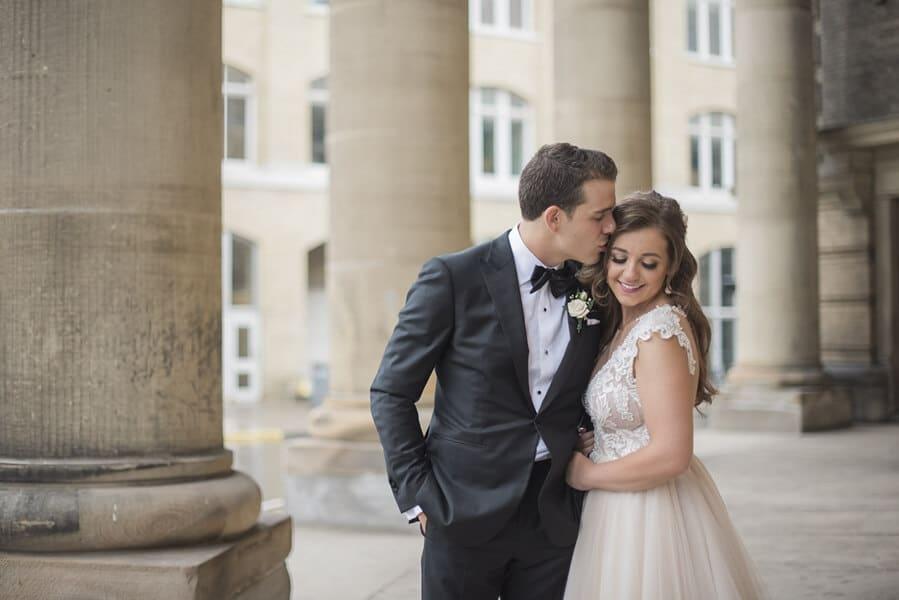 Wedding at The King Edward Hotel, Toronto, Ontario, Blynda DaCosta, 26
