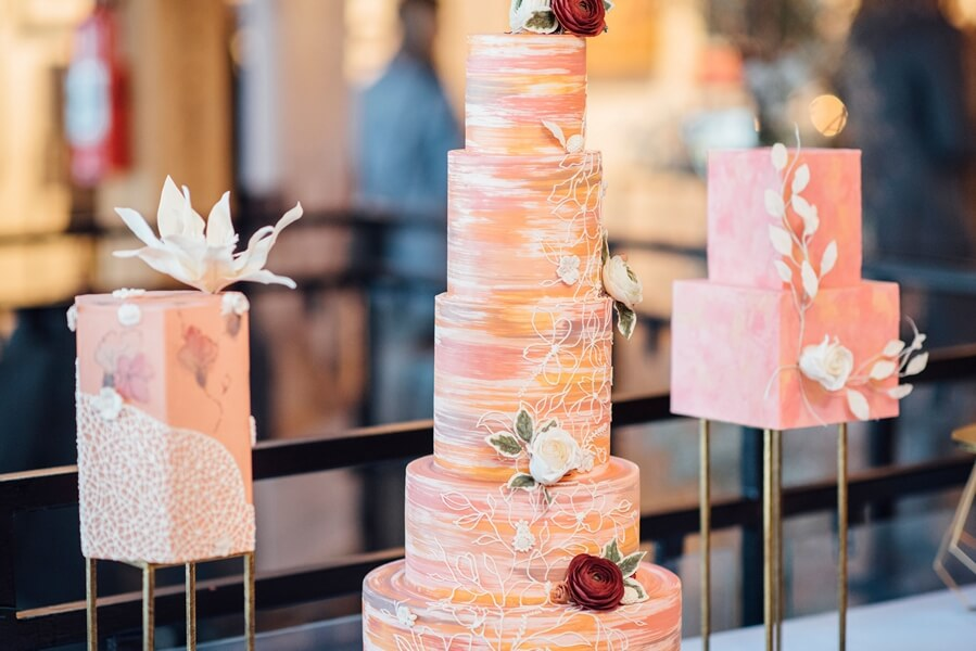 a 2019 wedding open house at twist gallery, 19