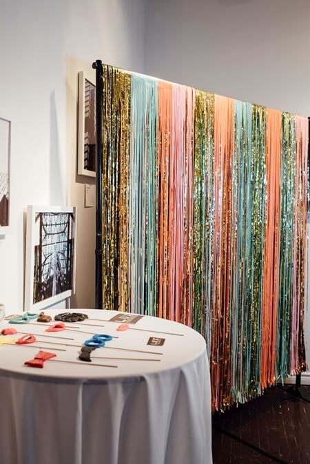 a 2019 wedding open house at twist gallery, 33