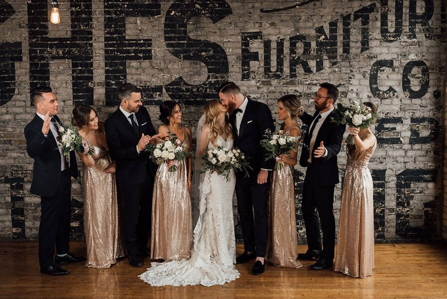 Wedding at The Burroughes, Toronto, Ontario, Ever After Photographers, 14