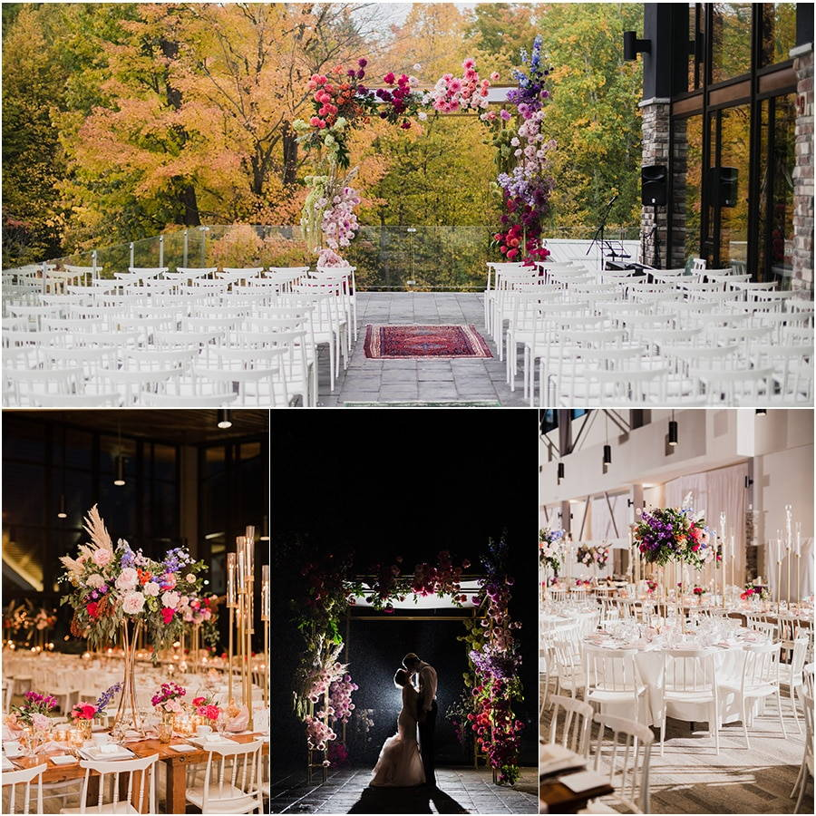 12 toronto wedding planners share their favourite weddings from last season, 23