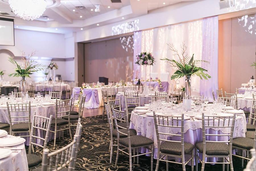 Banquet Hall - Fontana Primavera