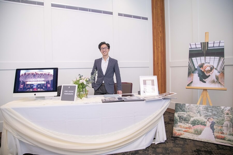 the 2019 wedding open house at credit valley golf and country club, 11