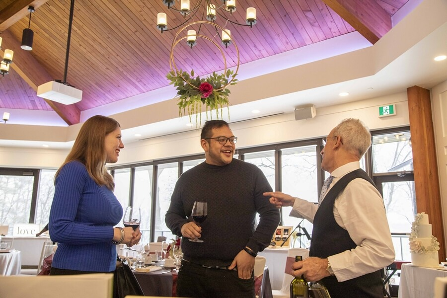 the 2019 wedding open house at credit valley golf and country club, 13
