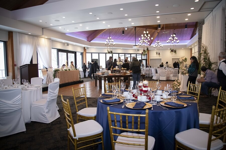 the 2019 wedding open house at credit valley golf and country club, 14