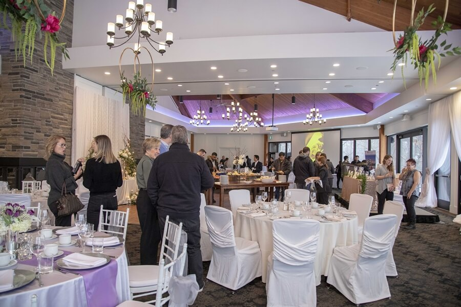 the 2019 wedding open house at credit valley golf and country club, 15