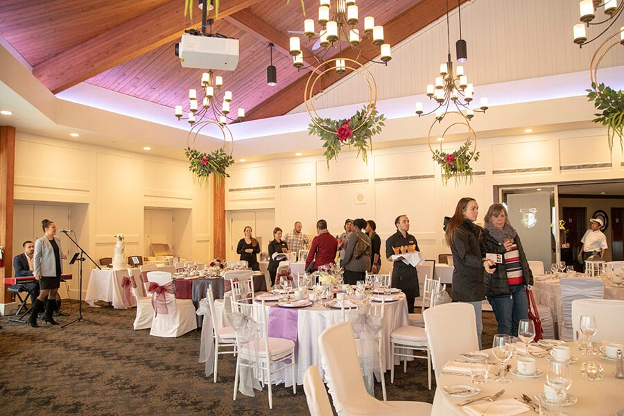 the 2019 wedding open house at credit valley golf and country club, 16