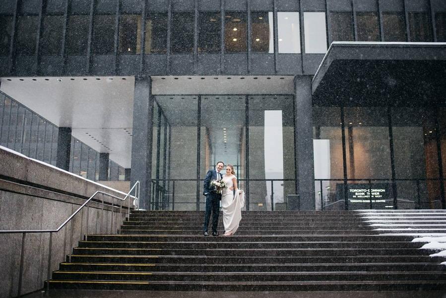 Wedding at Canoe Restaurant & Bar, Toronto, Ontario, Olive Photography, 20