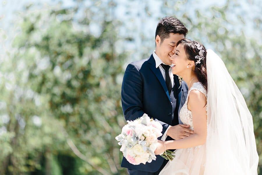 Elegant Malaparte Wedding