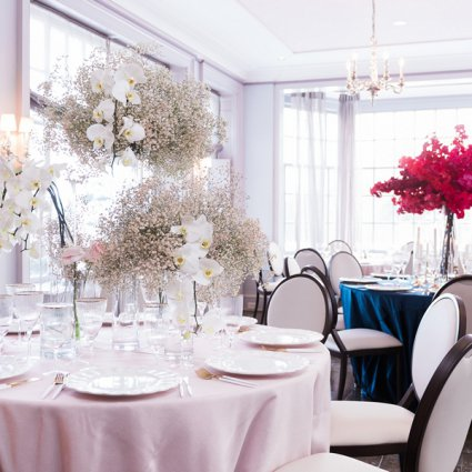 Fleur Weddings featured in 2019's Annual Wedding Open House at Estates of Sunnybrook