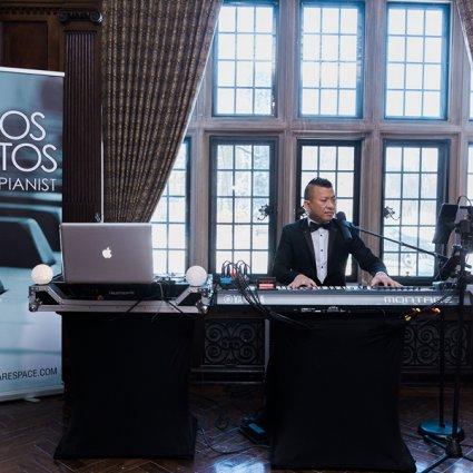 Ken Delos Santos featured in 2019's Annual Wedding Open House at Estates of Sunnybrook