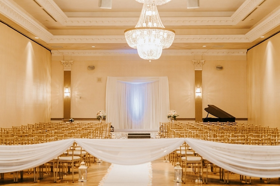Vaughan Banquet Hall - The Royalton