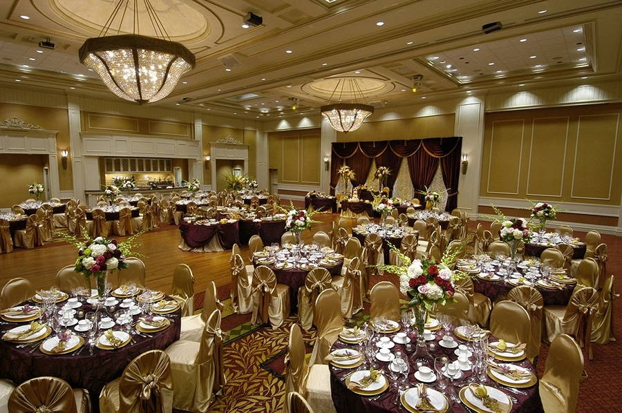 Banquet Hall - Paradise Banquet Hall