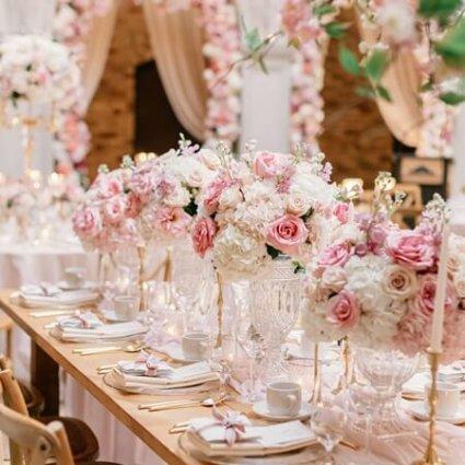 Weddings by Ardenian featured in Cynthia and Sean's Breathtaking Wedding at Hacienda Sarria