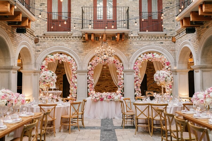 mega list of 2020 wedding open houses, 2