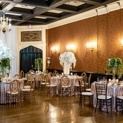 Chair Decor featured in The 2019 Wedding Open House at Old Mill Toronto