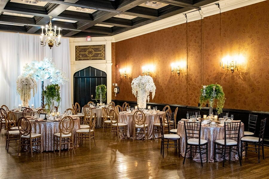 the 2019 wedding open house at old mill toronto, 19