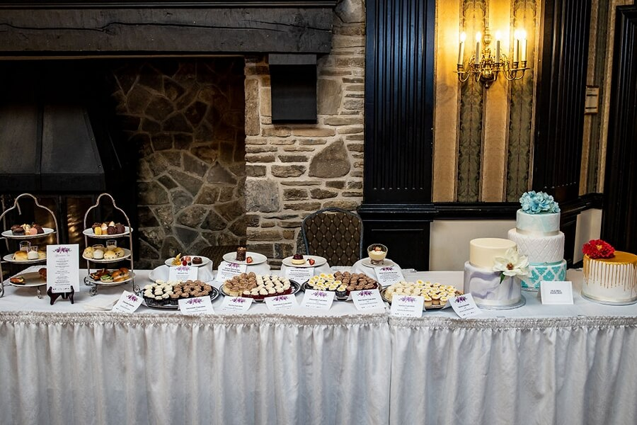 the 2019 wedding open house at old mill toronto, 49