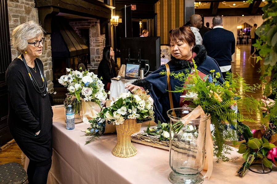 the 2019 wedding open house at old mill toronto, 64