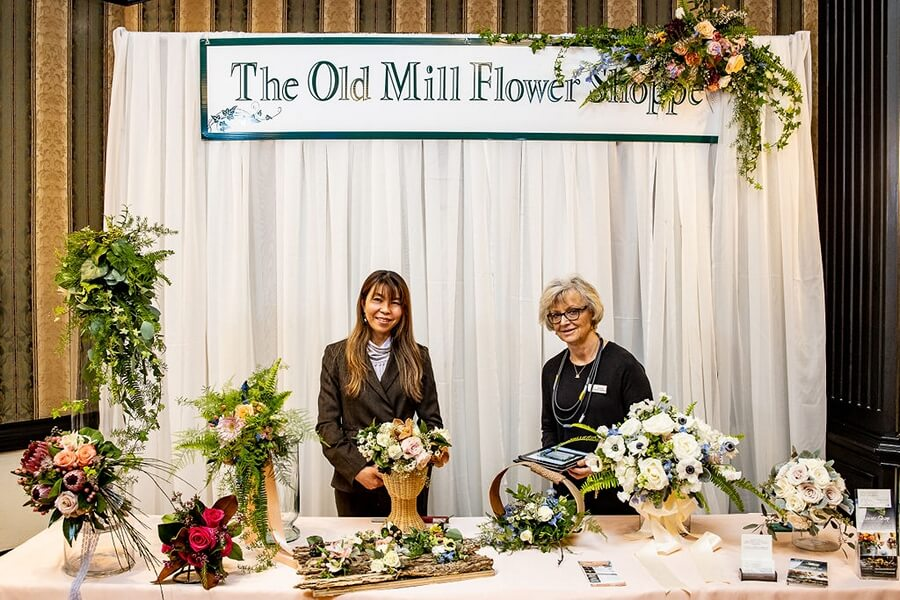 the 2019 wedding open house at old mill toronto, 54