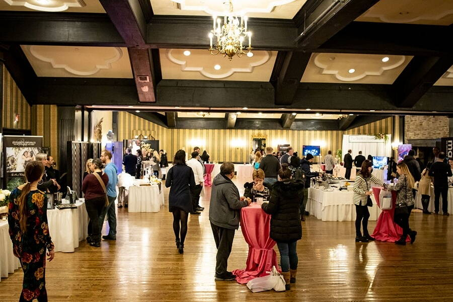 the 2019 wedding open house at old mill toronto, 60