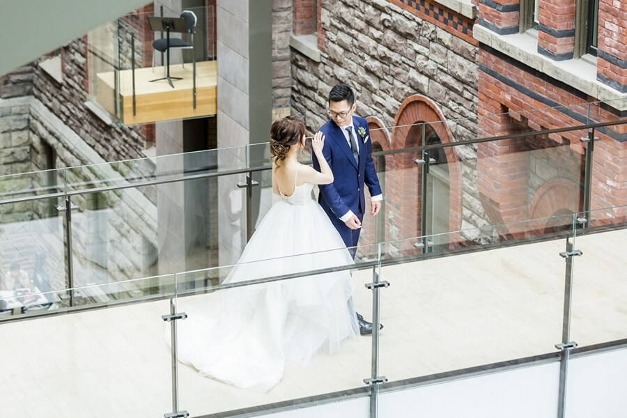 Wedding at The Royal Conservatory, Toronto, Ontario, Ikonica Images, 22
