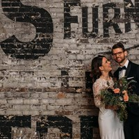 Jovana and Gray's Romantic Big Day at the Burroughes Building