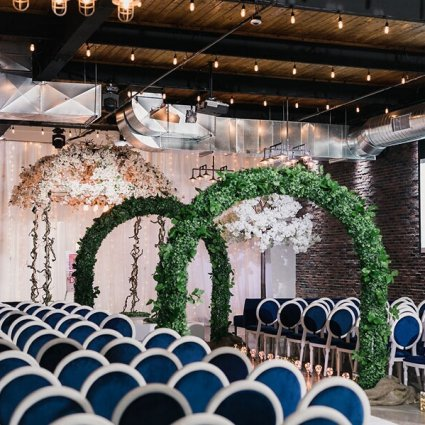 Luxe Rentals featured in A Wedding Open House Celebrating the Grand Opening of Eglinto…