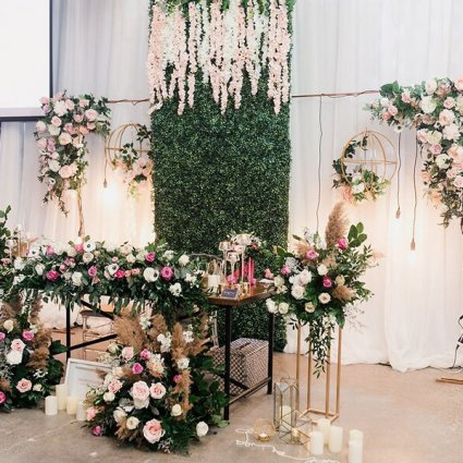 EWG - Eglinton West Gallery featured in A Wedding Open House Celebrating the Grand Opening of Eglinto…