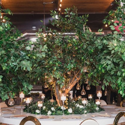 R5 Event Design featured in A Wedding Open House Celebrating the Grand Opening of Eglinto…