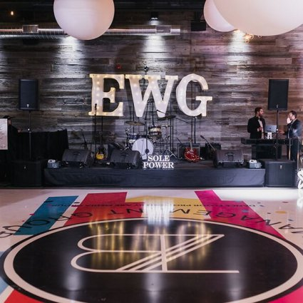 Axe Media Group featured in A Wedding Open House Celebrating the Grand Opening of Eglinto…