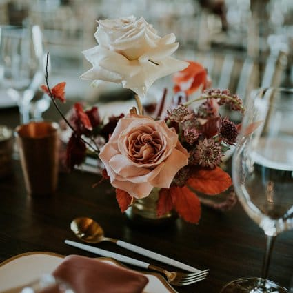 Patchouli Floral Design featured in 10 Wedding Floral Trends for 2019 You Need to See