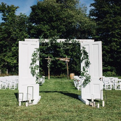 As You Wish Weddings featured in Enia and Logan's Magical Happily Ever After