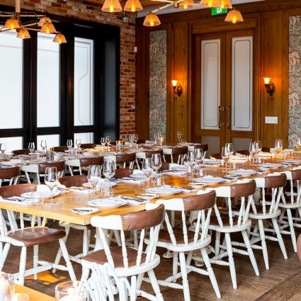 Cluny Bistro featured in Distillery Events' 2019 Annual Wedding Open House