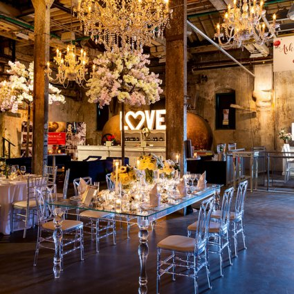 Fermenting Cellar featured in Distillery Events' 2019 Annual Wedding Open House