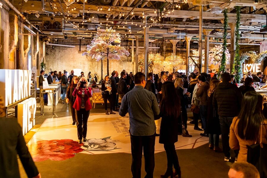 distillery events 2019 annual wedding open house, 57