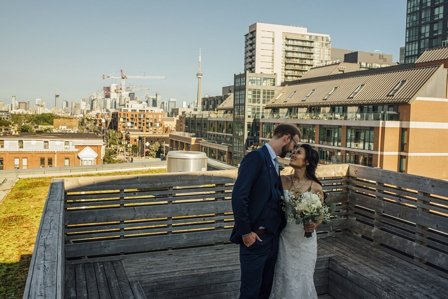 Wedding at Gladstone Hotel, Toronto, Ontario, Boakview Photography, 11