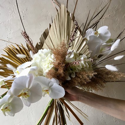 Botany Floral Studio featured in 10 Wedding Floral Trends for 2019 You Need to See