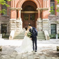 Wei and Jim's Chic Wedding at the Royal Conservatory of Music