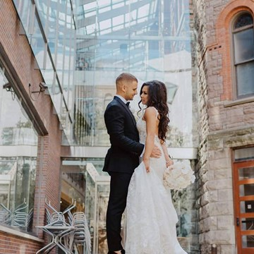 Jenny and Alex's Elegant Nuptials at the Royal Conservatory of Music
