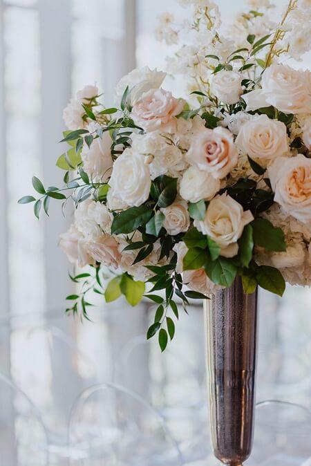 elegant nuptials