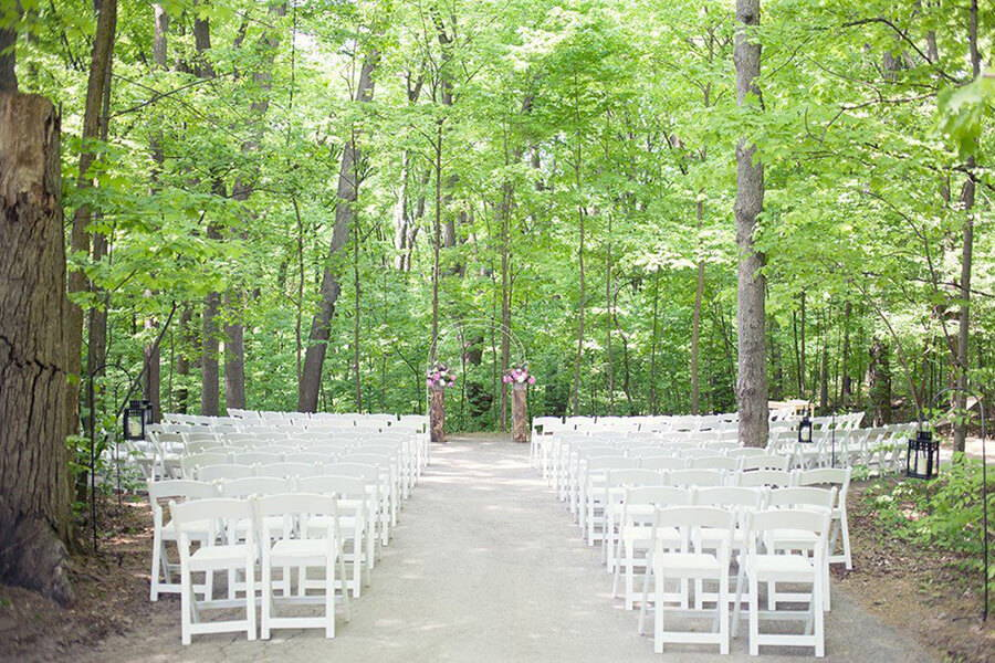 Kortright Event Space Outdoor Wedding Venue