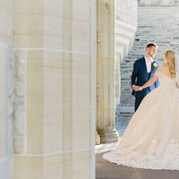 Kristin and Stephen's Breathtaking Casa Loma Wedding