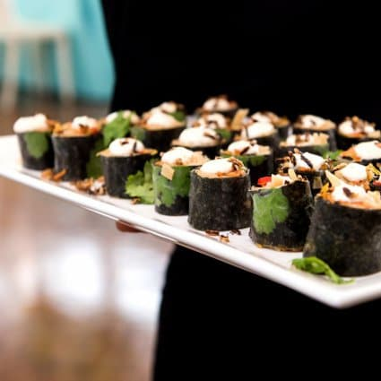 Zuchter Berk Kosher Caterers featured in 11 Fabulous Kosher Catering Companies in the GTA