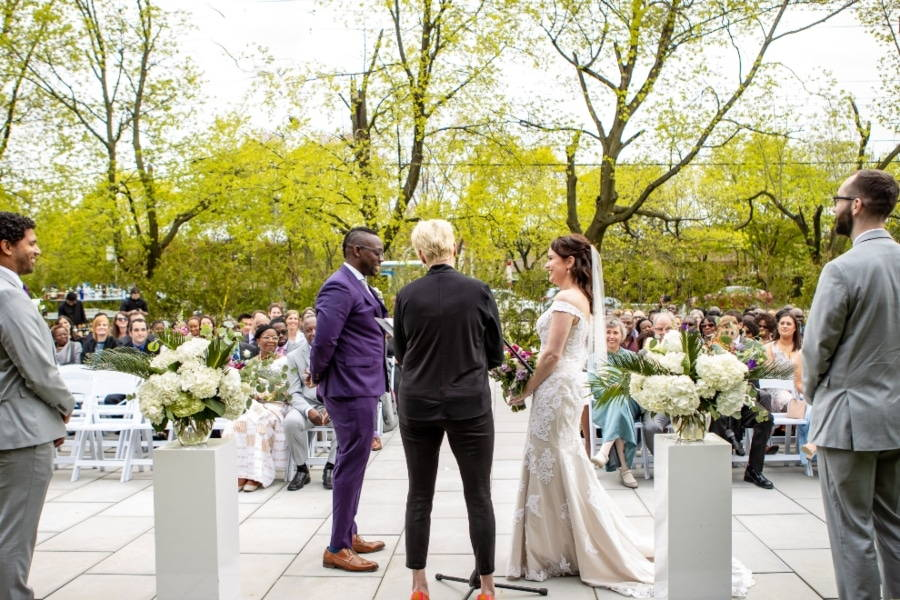 torontos prettiest outdoor wedding ceremony spaces, 23