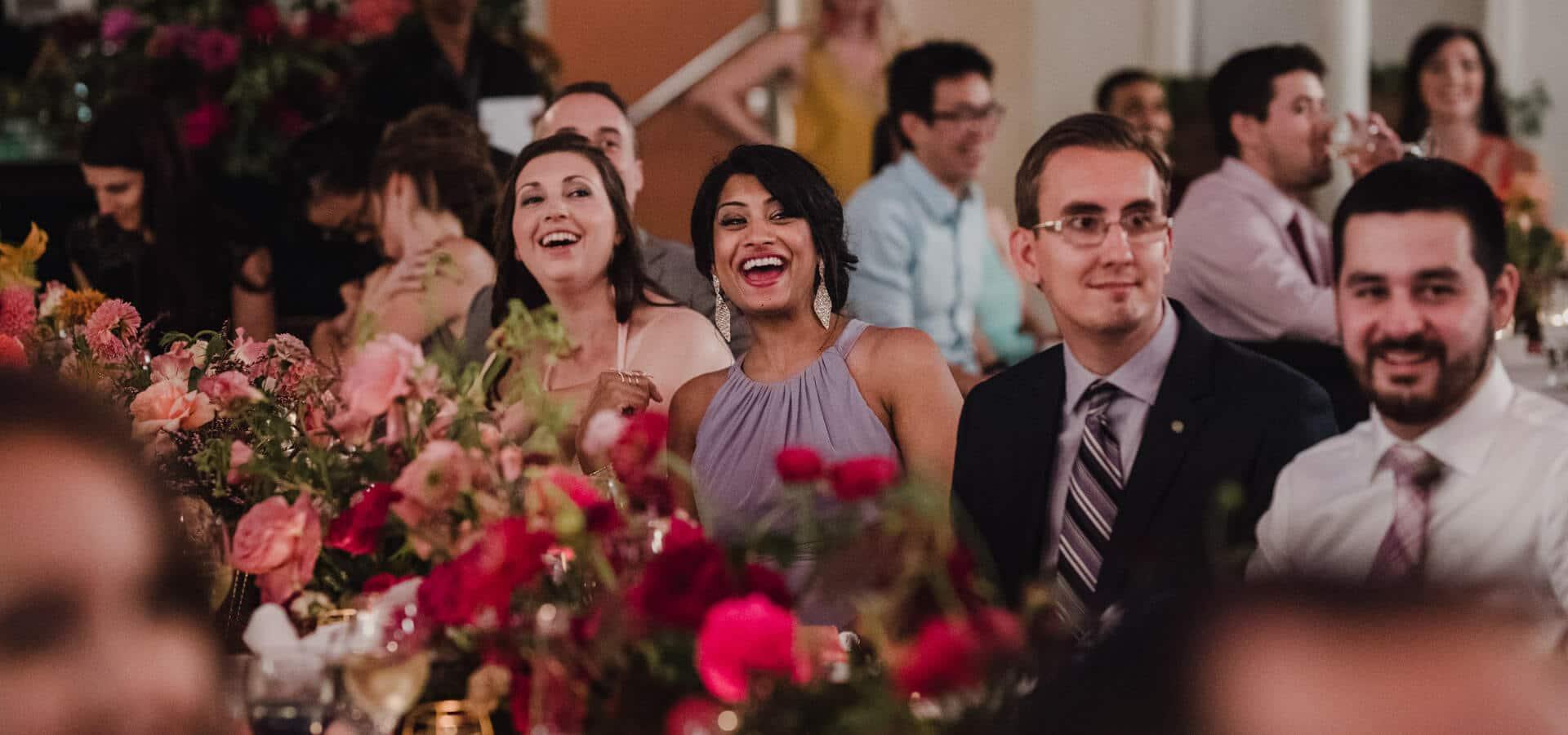 wedding guest